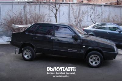 Выкуп старых автомобилей в Краснодарском крае